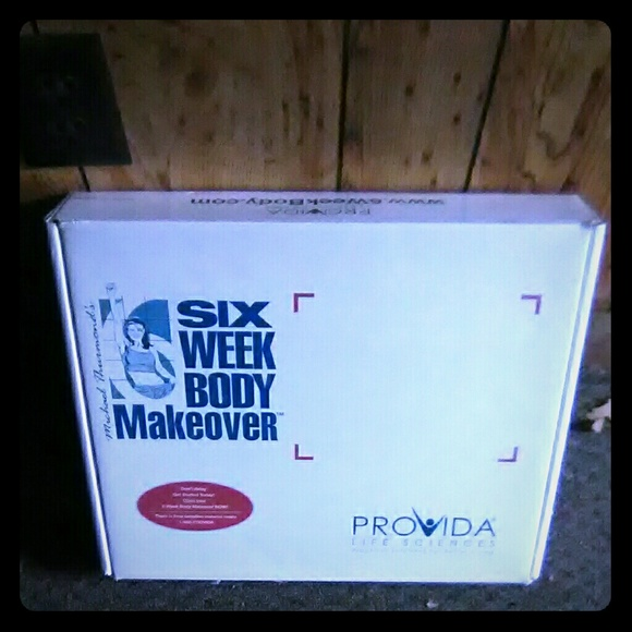 Provida 6 Week Body Makeover M 5c04b664c617774b8c92ddc9